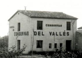 1942: Primera Fábrica Feliubadaló
